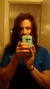 My experiment of not shampooing my hair